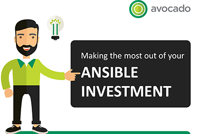 Making the most out of your Ansible Investment, Avocado Consulting - Deliver With Certainty