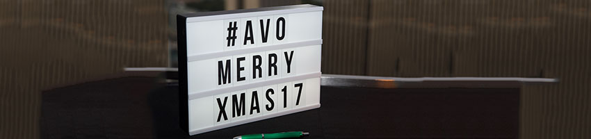 2017 Client and Partner Christmas Celebrations, Avocado Consulting - Deliver With Certainty