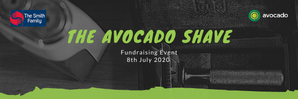 The Ultimate Shave: The Smith Family Fundraiser, Avocado Consulting - Deliver With Certainty